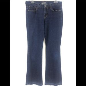 Lucky Brand Darkwash Sweet N-Low Easy Fit Jeans